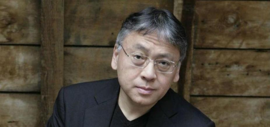 [Escritor Kazuo Ishiguro ganha Prêmio Nobel de Literatura ]
