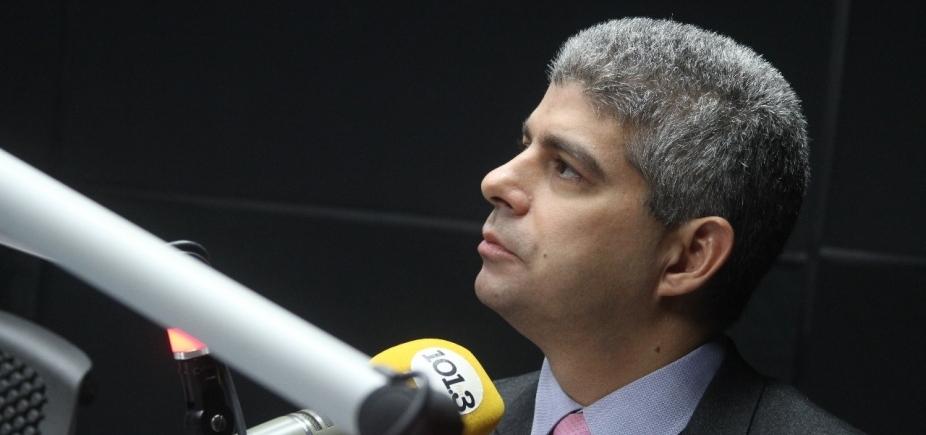 [Maurício Barbosa reclama de discursos políticos e cobra ações efetivas para Segurança]