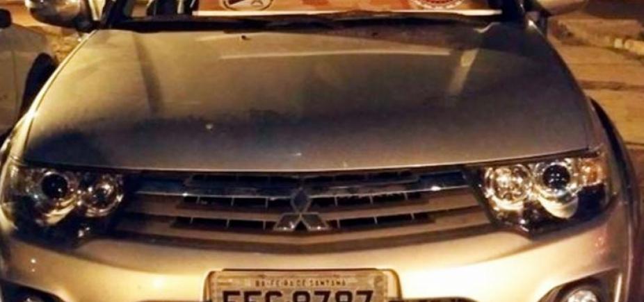 [Vereador é preso ao ser flagrado com carro roubado na Chapada ]