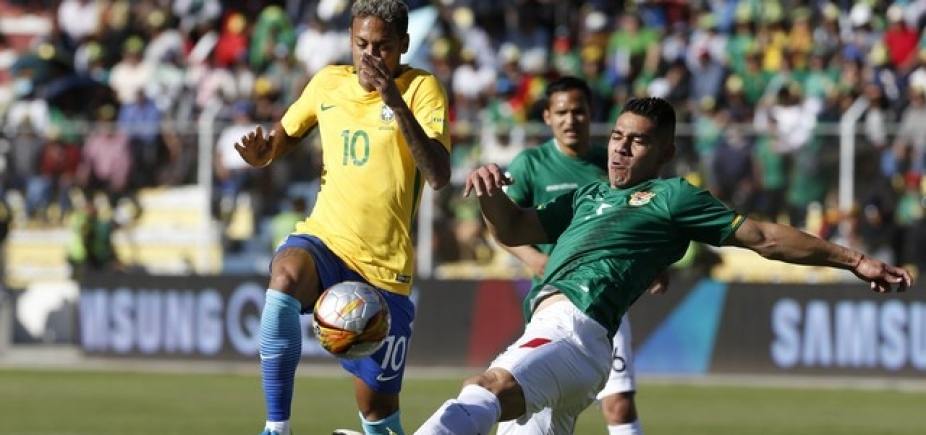 [Em jogo com muitas chances, Brasil e Bolívia empatam sem gols em La Paz]