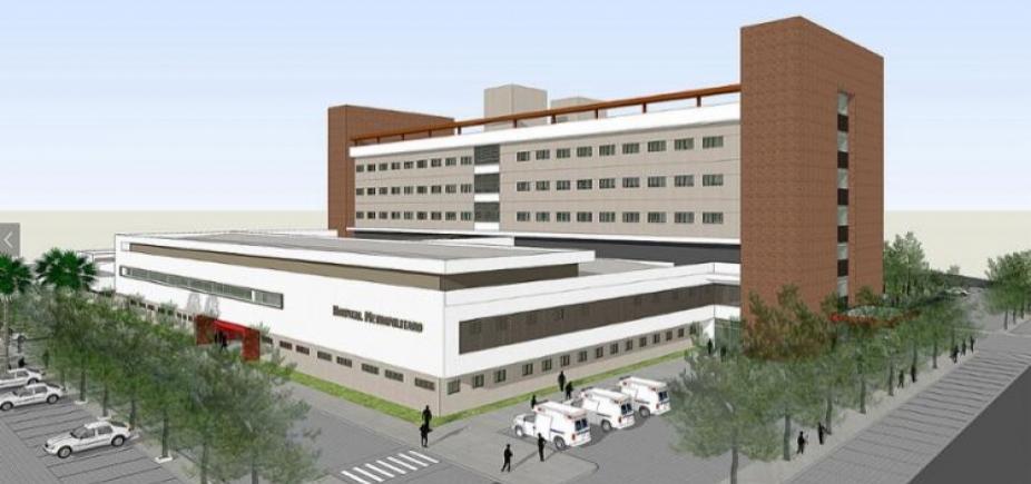 [Rui promete construção de sete policlínicas e hospital em Lauro de Freitas]