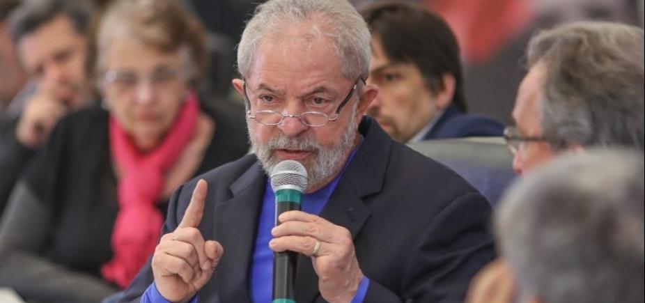[Recibos de Lula são ʹsem margem à dúvidaʹ ideologicamente falsos, diz MP]