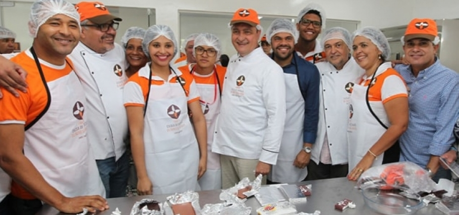 [Bahia ganha primeira Fábrica-Escola de Chocolate em Gandu]