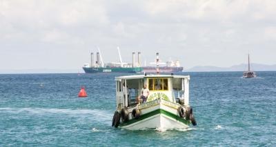 MP entra com ação para cassação de contrato de empresas que realizam travessia Salvador-Mar Grande