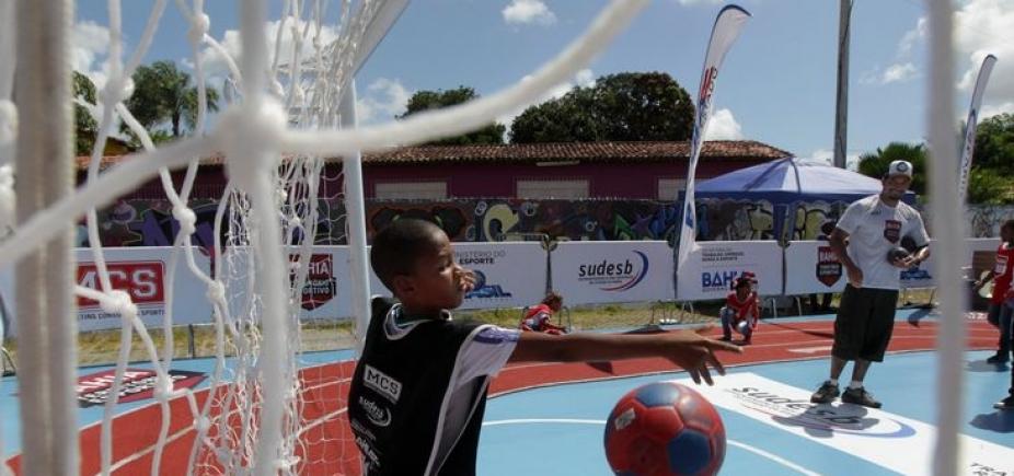 [Aulas de esportes são ofertadas gratuitamente em clubes sociais de Salvador; são mais de 200 vagas]