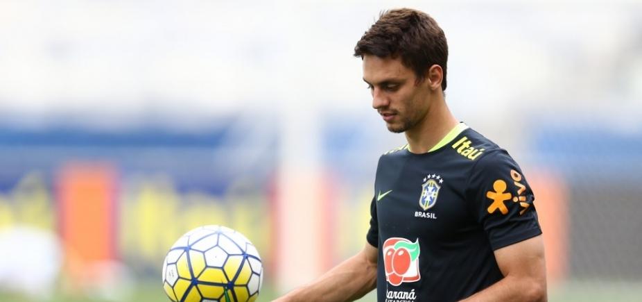 [Tite corta Thiago Silva por lesão e chama Rodrigo Caio para duelo com o Chile]