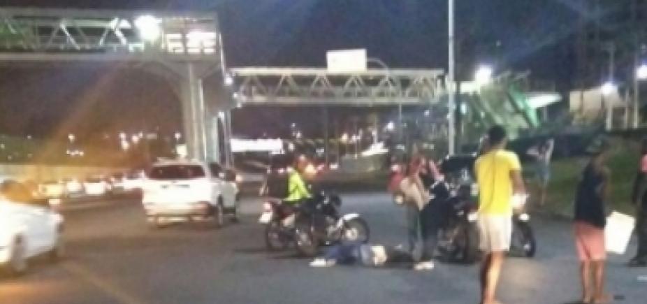 [Motorista será indiciado por morte de passageira que pulou de ônibus em movimento]