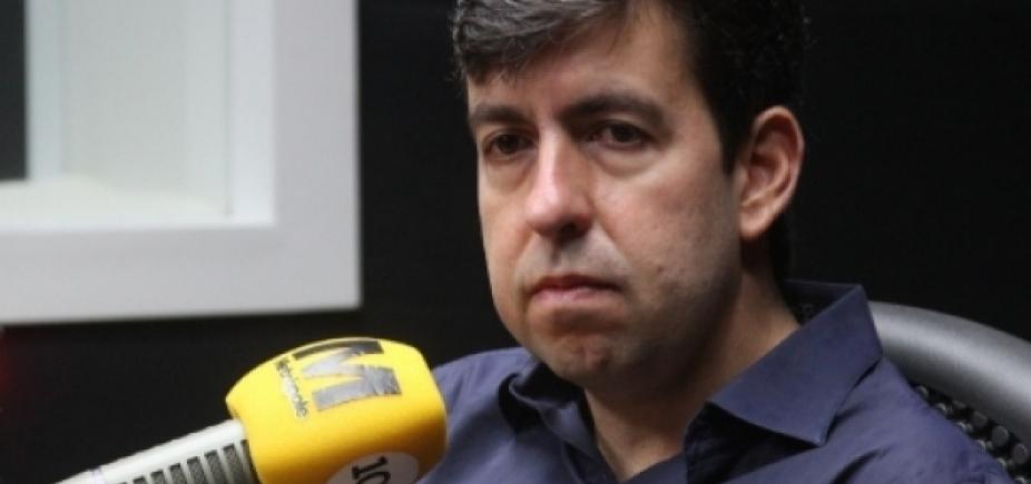 [Presidente do FNDE, Silvio Pinheiro, lamenta morte de Arlette Magalhães: