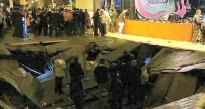 Camarote desaba durante show de Ivete e deixa mais de 60 feridos; vídeo