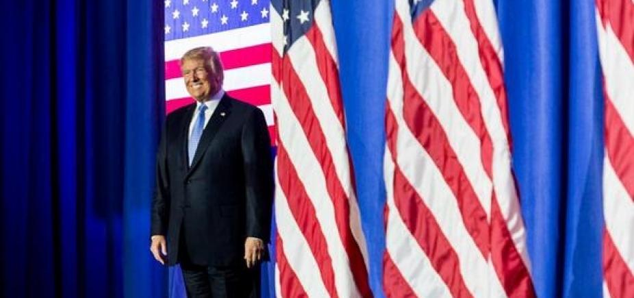 [Trump usa tom de ameaça contra Coreia do Norte: \