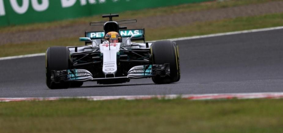 [Fórmula 1: Hamilton vence no Japão e amplia vantagem para Vettel; Massa é 10º]