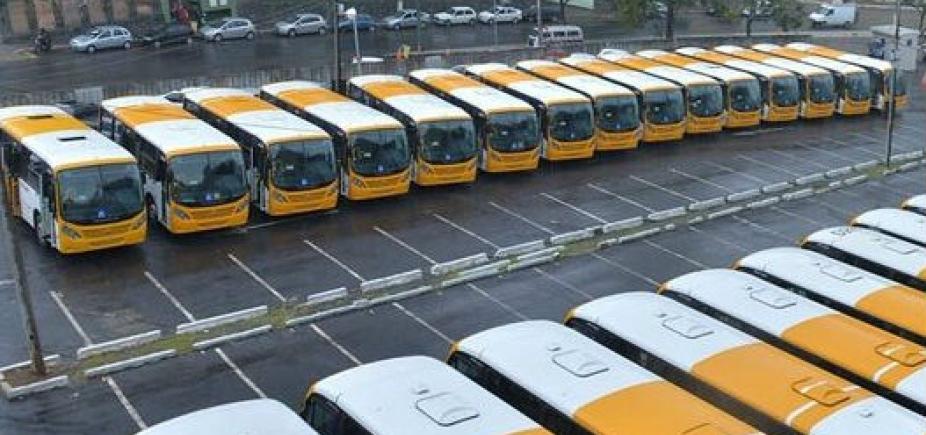 [Transporte complementar poderá perder cobradores:
