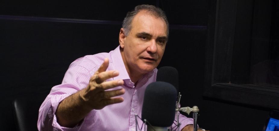 [Pelegrino diz que movimentação de Neto para 2018 não assusta: \