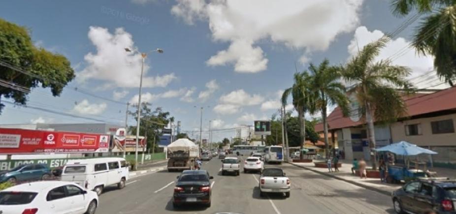 [Obras do metrô congestionam Estrada do Coco e Cia-Aeroporto; veja o trânsito ]