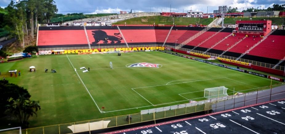 [Vitória inicia venda de ingressos para duelo com o Sport no Barradão]