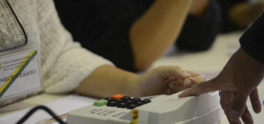 [Cadastramento de biometria já detectou 25 mil títulos de eleitor duplicados]
