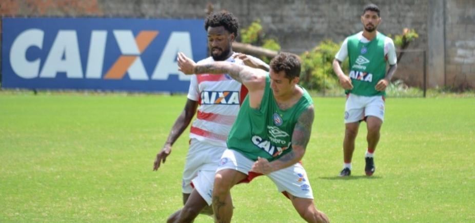 [Carpegiani tem Renê Júnior de volta para enfrentar o Palmeiras]