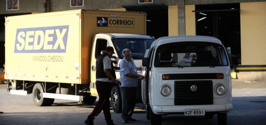 [Após fim da greve, Correios estimam que serviço seja normalizado em até 5 dias]