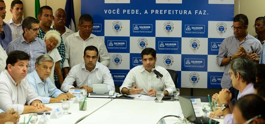 [Com investimento de R$ 38 milhões, Prefeitura anuncia requalificação asfáltica em 58 vias]