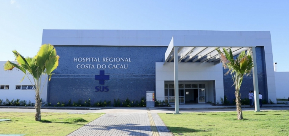 [Hospitais de Seabra e da Costa do Cacau serão inaugurados em dezembro: