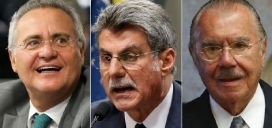 [Lava Jato: Fachin decide arquivar inquérito contra Renan, Jucá e Sarney]