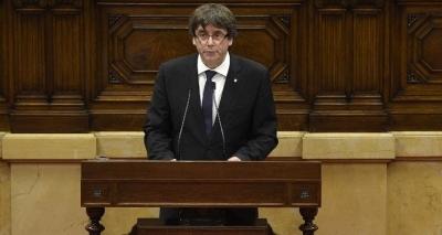 Catalunha declara independência da Espanha
