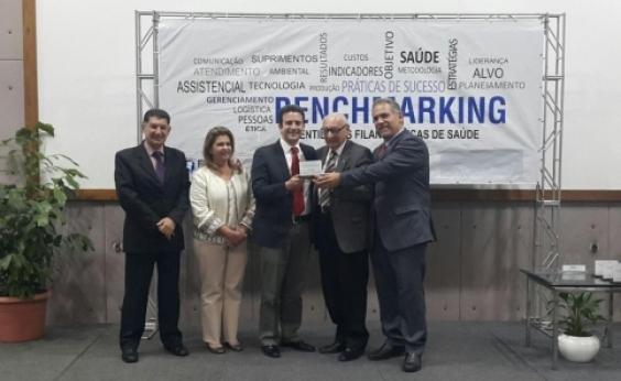 FJS ganha Prêmio Benchmarking FESFBA 2017 por pesquisa assistencial sobre tuberculose