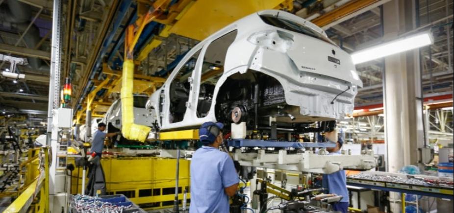 [Produção industrial na Bahia tem crescimento de 4,9% em agosto]