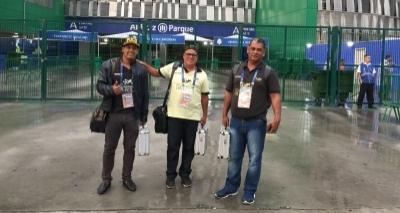 Metrópole transmite jogo entre Brasil e Chile direto de São Paulo