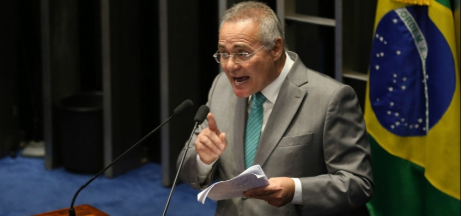 [Segunda Turma do Supremo rejeita denúncia de Janot contra Renan Calheiros]