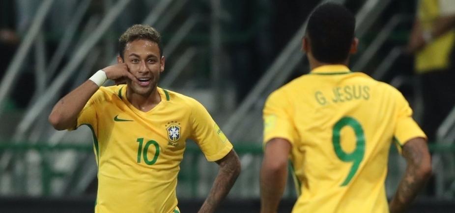 [Brasil atropela, vence por 3 a 0 e tira o Chile da Copa do Mundo]