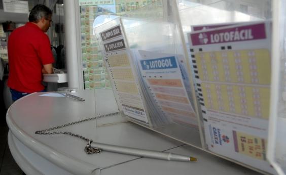Mega-Sena: sorteio desta quarta-feira pode pagar prêmio de R$ 3 milhões