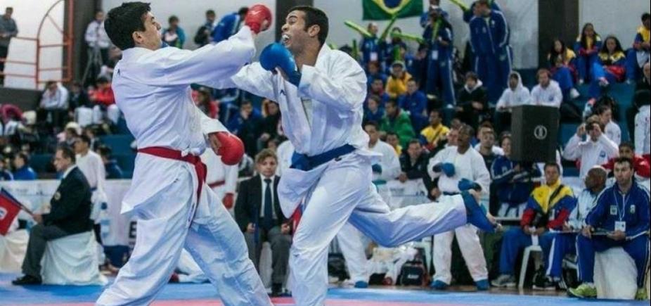 [Bahia vai sediar a etapa final do Campeonato Brasileiro de Karatê]