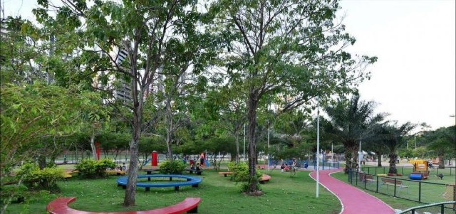 [Em comemoração ao Dia das Crianças, Parque da Cidade terá shows de Jau e Lore Improta no fim de semana]