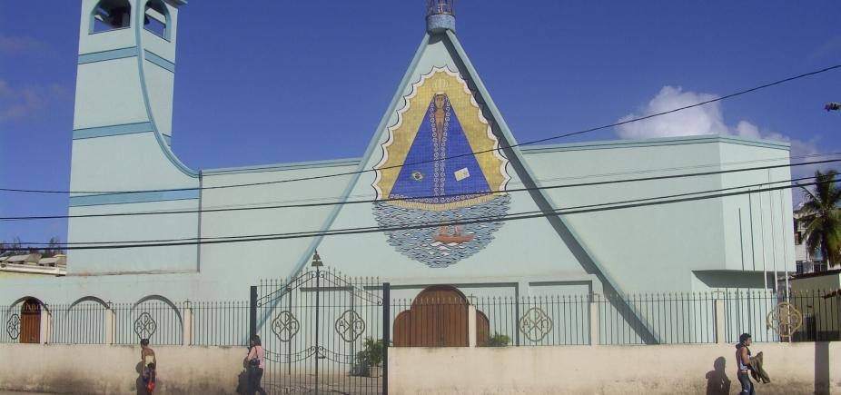 [Decreto eleva Igreja de Nossa Senhora Aparecida a santuário]