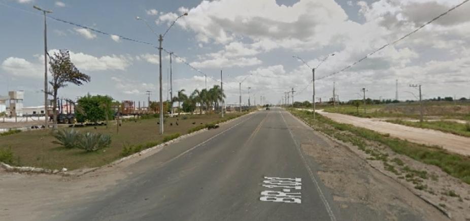 [Colisão entre carro e caminhão deixa sete feridos na BR-101, em Mucuri ]