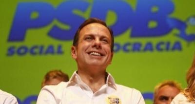 Com queda de Doria nas pesquisas, DEM foca em candidatura de Luciano Huck, diz coluna