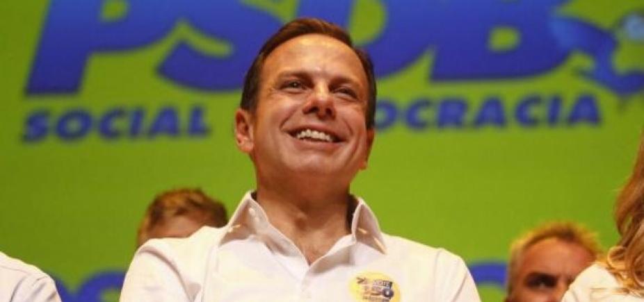 [Com queda de Doria nas pesquisas, DEM foca em candidatura de Luciano Huck, diz coluna ]