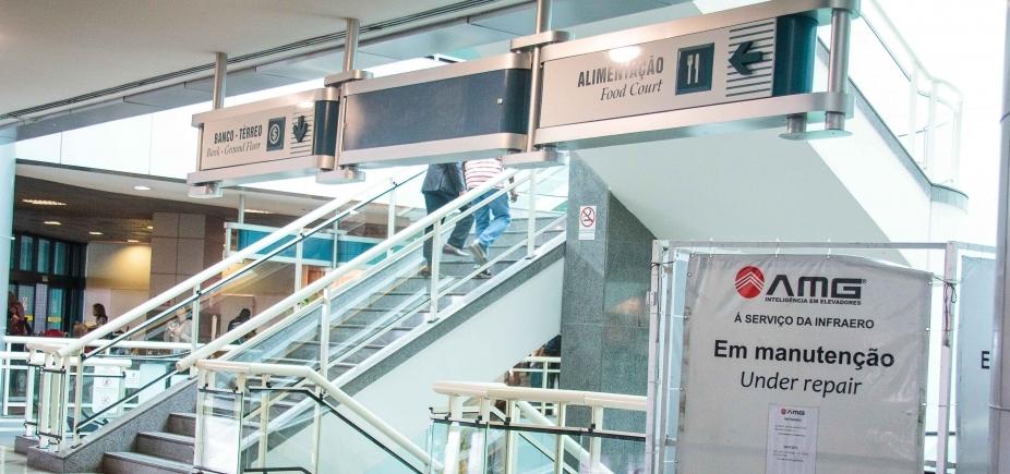 [Aeroporto de Salvador terá mudanças no esquema de check-in e novos voos]