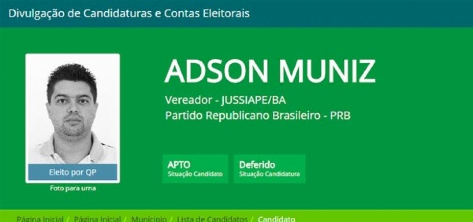 [Ex-vereador baiano é preso por roubo e estupro em São Paulo ]