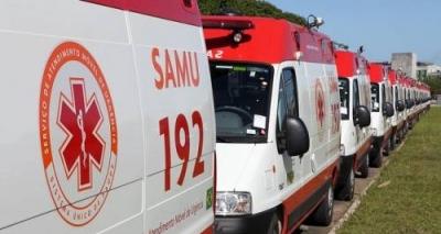 Bahia vai receber R$ 2,2 milhões para melhorar atendimento do Samu