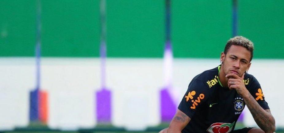 [Neymar denuncia homem que se passa por ele em mensagens de celular com DDD da Bahia]