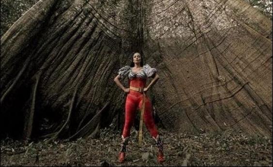 Anitta lança clipe gravado na Floresta Amazônica em parceria com DJ sueco; assista
