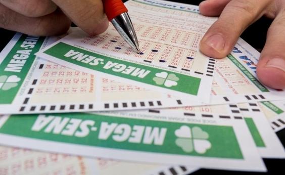 Mega-Sena: sorteio deste sábado pode pagar prêmio de R$ 6 milhões