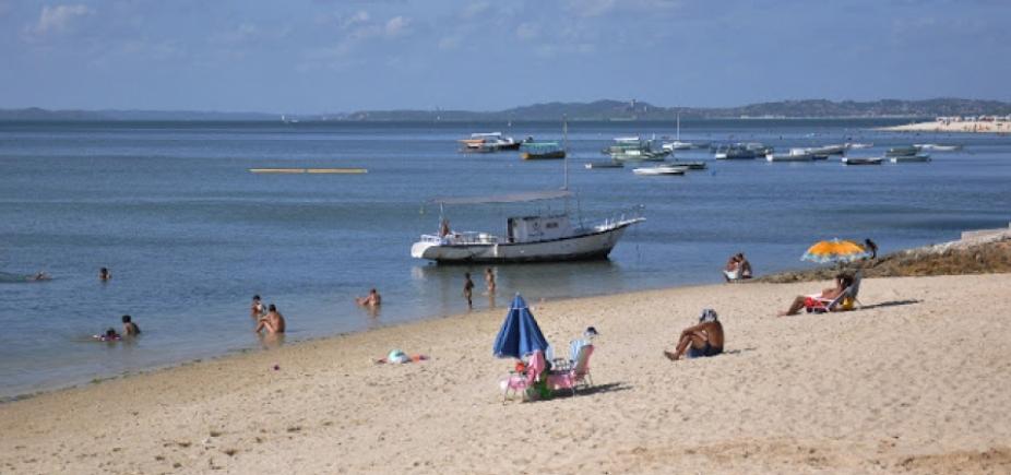 [Fim do feriadão: saiba quais praias estão impróprias para banho neste domingo]