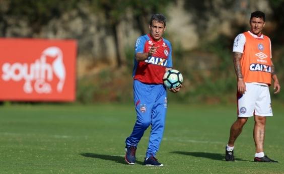 Carpegiani destaca evolução do Bahia contra o Corinthians: Mérito é dos jogadores
