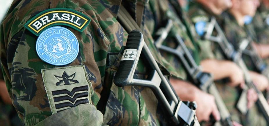 [Temer sanciona projeto para Justiça Militar julgar crimes de agentes das Forças Armadas contra civis]