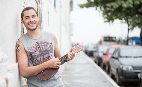 Levi Lima comemora mais uma canção do Jammil em novela da Globo: Emocionado