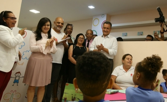 Voluntárias Sociais entregam nova sede de instituição que atende crianças com HIV