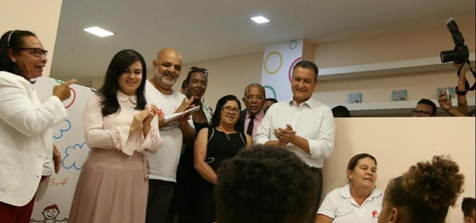 [Voluntárias Sociais entregam nova sede de instituição que atende crianças com HIV]
